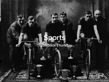 Free Throwback Thursday: Sports Stock Image - 86688981