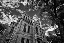 Free Llano Courthouse, Llano TX Stock Photography - 86692262