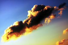 Free Toxic Cloud Stock Image - 86692581