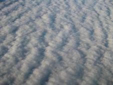 Free Cloud Carpet Over Estonia Stock Photos - 86692643