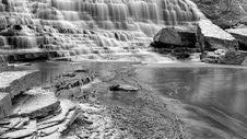 Free Albion Falls, Hamilton Ontario Stock Photos - 86693403