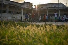 Free 2013_07_06_Mogadishu_Basketball_S Stock Image - 86693561