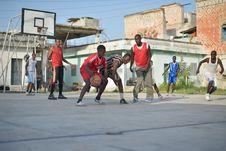 Free 2013_07_06_Mogadishu_Basketball_M Stock Photo - 86693570