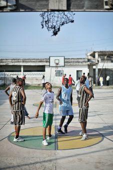 Free 2013_07_06_Mogadishu_Basketball_D Royalty Free Stock Images - 86693579