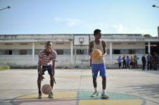 Free 2013_07_06_Mogadishu_Basketball_C Royalty Free Stock Photography - 86693597