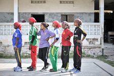 Free 2013_07_06_Mogadishu_Basketball_K Royalty Free Stock Images - 86693599