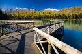 Free Pier On Lake Royalty Free Stock Images - 8670079