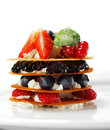 Free Berries Dessert Royalty Free Stock Images - 8673379