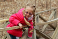Free Girl On Bridge Royalty Free Stock Image - 8679196
