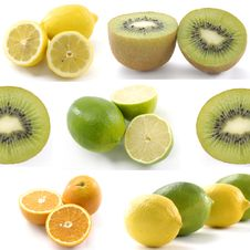 Free Fresh Fruit Royalty Free Stock Photo - 8670295