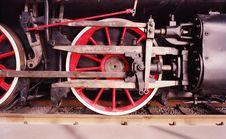 Free Locomotive Royalty Free Stock Photo - 8670795