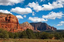 Free Red Rock Sedona Royalty Free Stock Images - 8670919
