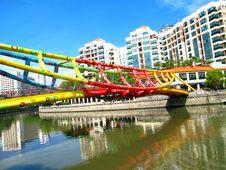 Free Iron Bridge Stock Images - 8671214