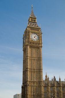 Free Big Ben Royalty Free Stock Photography - 8671277