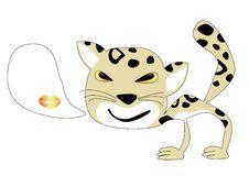 Free Cartoon Jaguar Stock Images - 8671624
