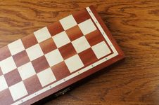 Free Chess Board Royalty Free Stock Image - 8671656