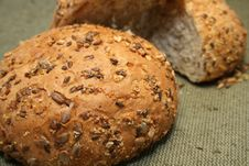 Free Brown Bread Stock Image - 8671811