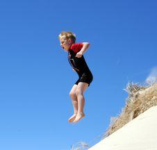 Free Jump Stock Photo - 8672740