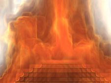 Free 3d Flame Stock Photos - 8673663