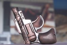 Free The Gun Royalty Free Stock Images - 8674679