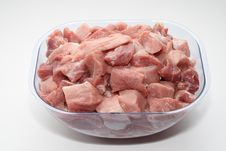 Free Pieces Of Meat Royalty Free Stock Image - 8674846