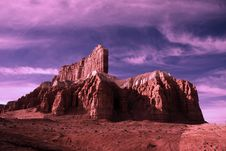 Free Goblin Valley Sunrise Stock Photography - 8674872