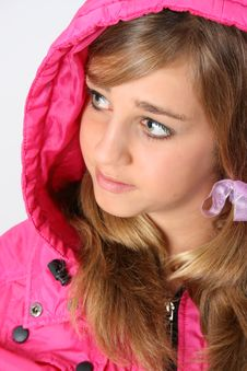 Free Winter Teen Royalty Free Stock Images - 8675609