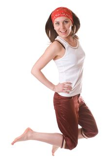 Free Jump Stock Photography - 8676062