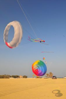 Free Buhamad Kites Team Stock Photography - 8676252