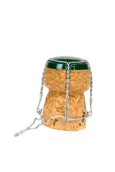 Cork Stopper Of Champagne Royalty Free Stock Photos
