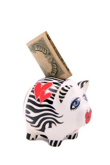 Free Piggy Bank Royalty Free Stock Photos - 8677578