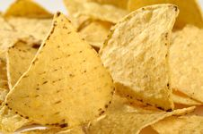 Free Corn Chips. Stock Photography - 8678492