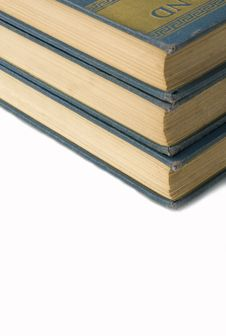 Free Text Books Stock Photo - 8678630