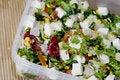 Free Salad With Mozarella Stock Photo - 8680220