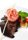Free Dessert - Chocolate Pie Royalty Free Stock Image - 8687626