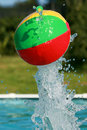 Free Flying Ball Stock Photography - 8688282