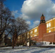 Free Moscow Kremlin Stock Photos - 8680133