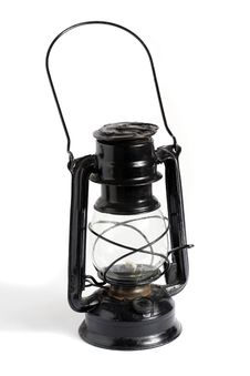 Free Oil Lamp Stock Photo - 8680240