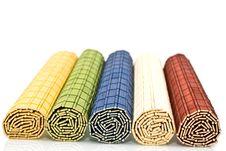 Free Rolls Of Mat Stock Image - 8680771