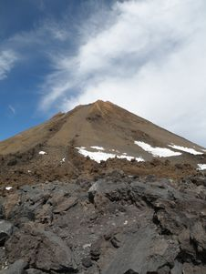 Free Teide Royalty Free Stock Images - 8680819