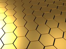 Free Golden Background Royalty Free Stock Image - 8680946