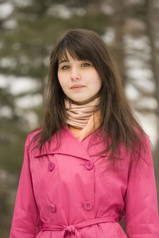 Free Sad Girl Royalty Free Stock Photos - 8683498