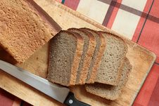 Free Sliced Bread Royalty Free Stock Photography - 8684877