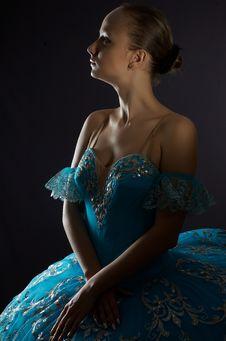 Free Ballerina Stock Photo - 8686160