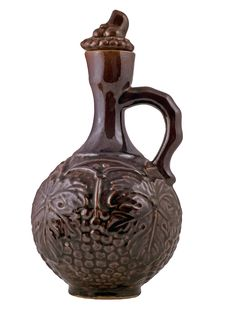 Ceramic Jug Royalty Free Stock Photography