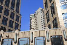 Free Modern Building Stock Image - 8688941