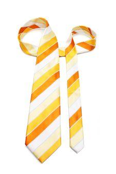 Free Stripe Necktie Stock Photography - 8689512