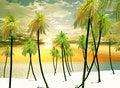 Free Dream Island Stock Photos - 8692543