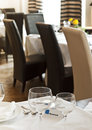 Free Detail Of Restaurant Stock Photography - 8696852
