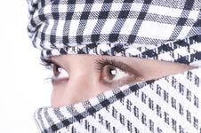 Free Pretty Arabic Woman Stock Photo - 8690250